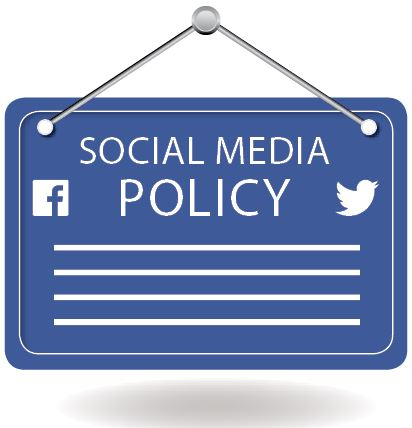 Image result for social media policy