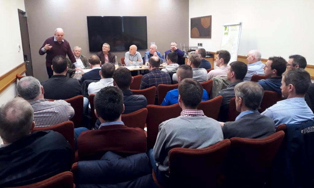 inaugural meeting of ihra sub committees