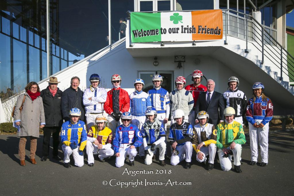 The Irish Harness Racing Association